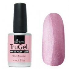 EzFlow Trugel Led/UV Gel Polish - Allure Couture - 0.5oz/14ml